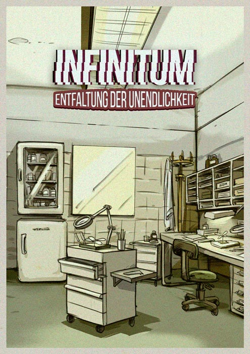 Innenansicht eines Labors