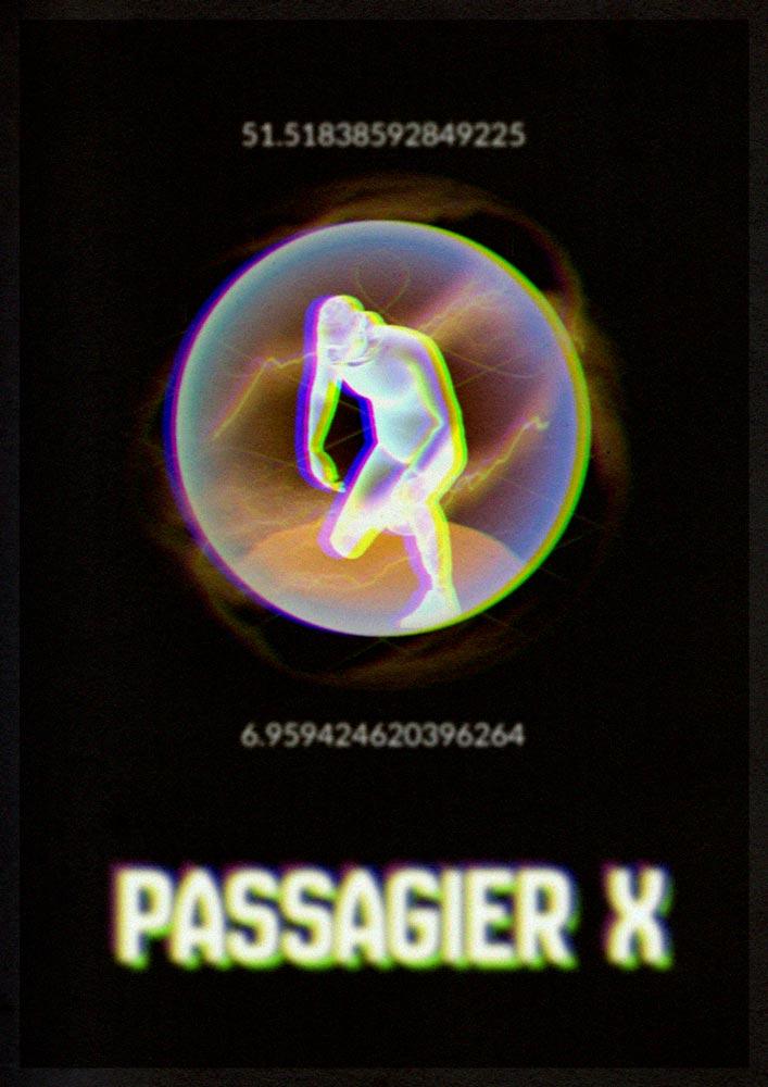 Spieler suchen Hinweise im Outdoor Escape Game Passagier X